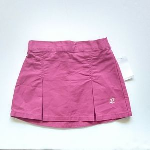 Other - Pink Pleated Skirt